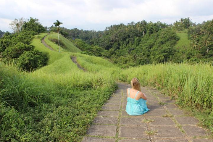 Тропа Художников, остров Бали, Индонезия