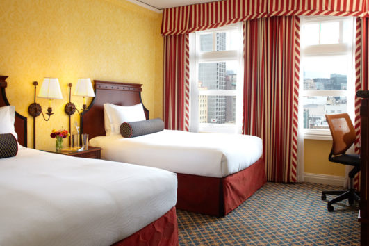 Проживание в отелях