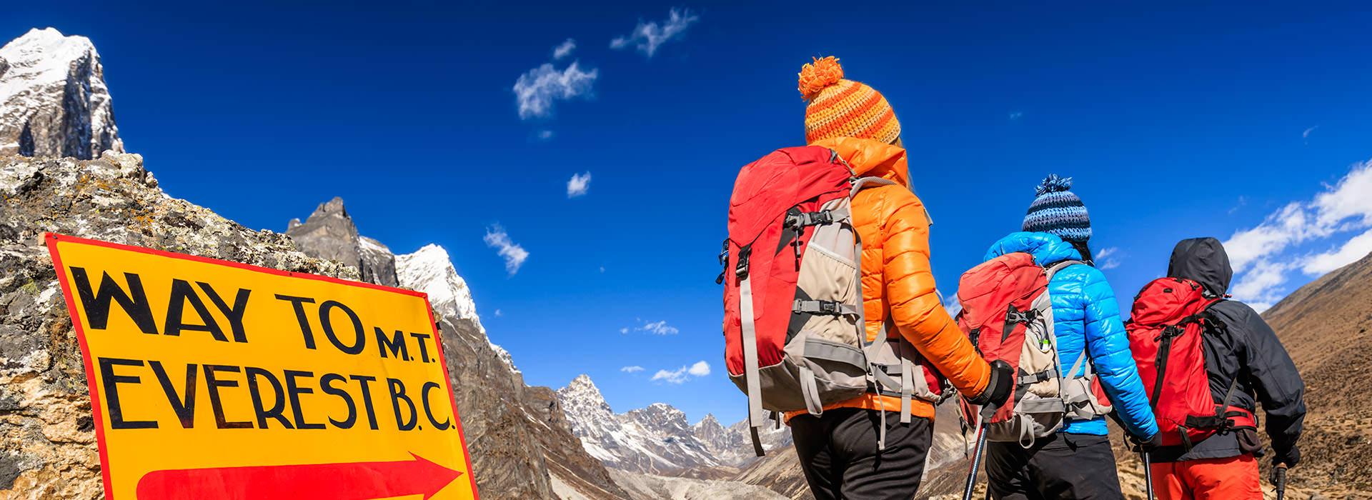 Трек к базовому лагерю Эвереста через озера Гокио и 2 перевала
